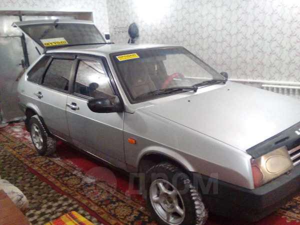 Лада 2109, 2003 год, 125 000 руб.