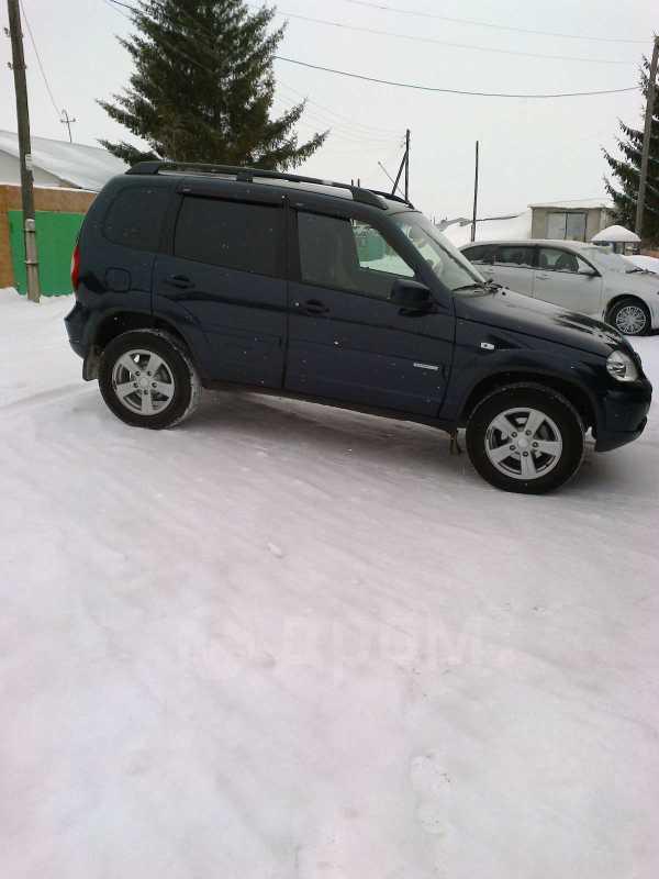 Chevrolet Niva, 2013 год, 530 000 руб.