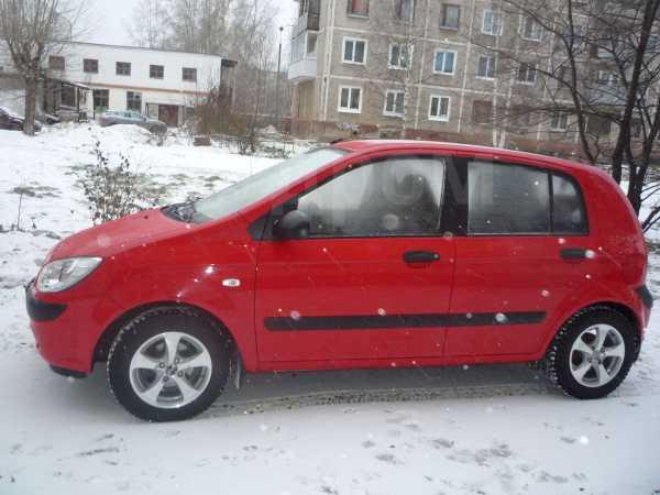 Hyundai Getz, 2006 год, 300 000 руб.