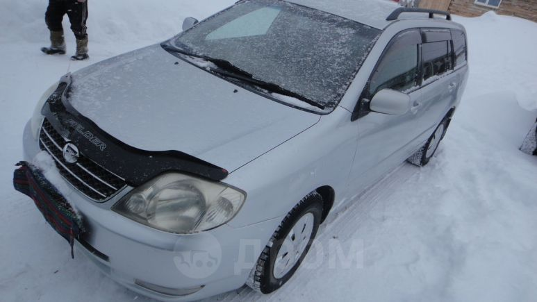 Toyota Corolla Fielder, 2001 год, 255 000 руб.