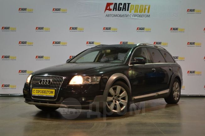 Audi A6 allroad quattro, 2006 год, 680 000 руб.