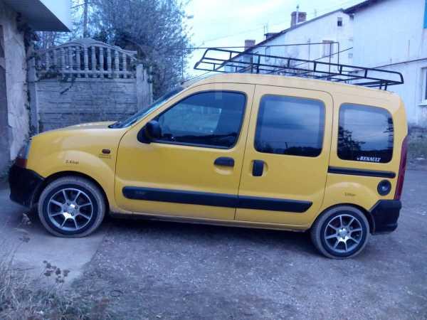 Renault Kangoo, 2001 год, 230 000 руб.