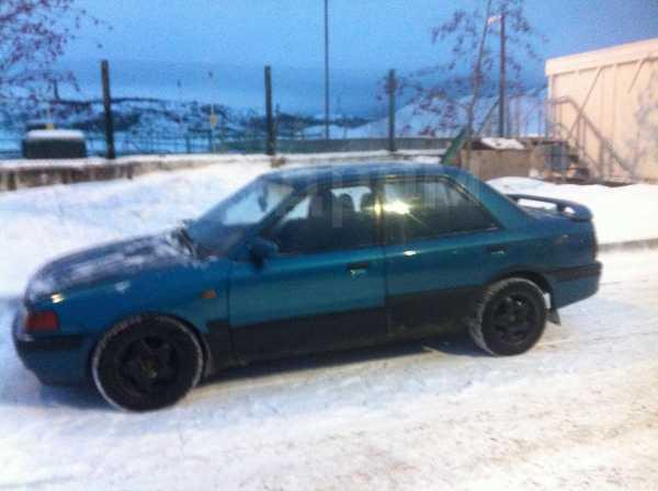 Mazda 323, 1993 год, 40 000 руб.