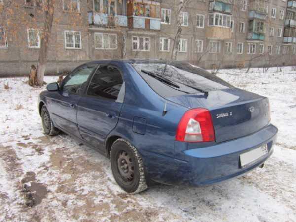 Kia Shuma, 2004 год, 160 000 руб.