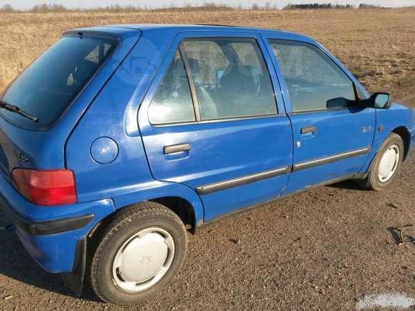 Peugeot 106, 1997 год, 70 000 руб.