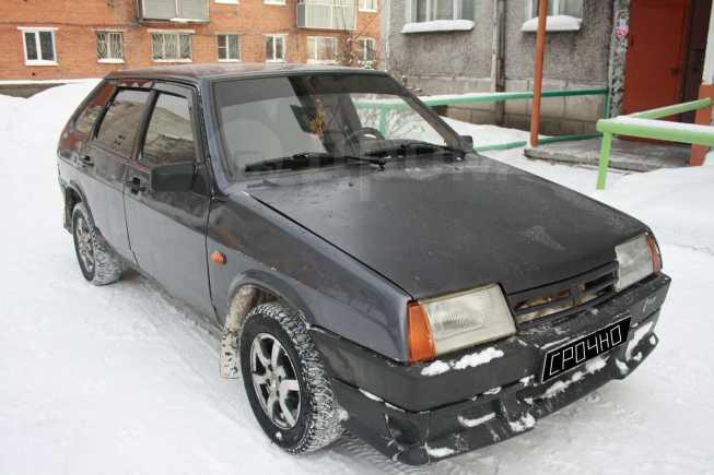 Лада 2109, 1999 год, 62 000 руб.