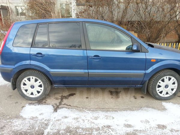 Ford Fusion, 2008 год, 294 000 руб.