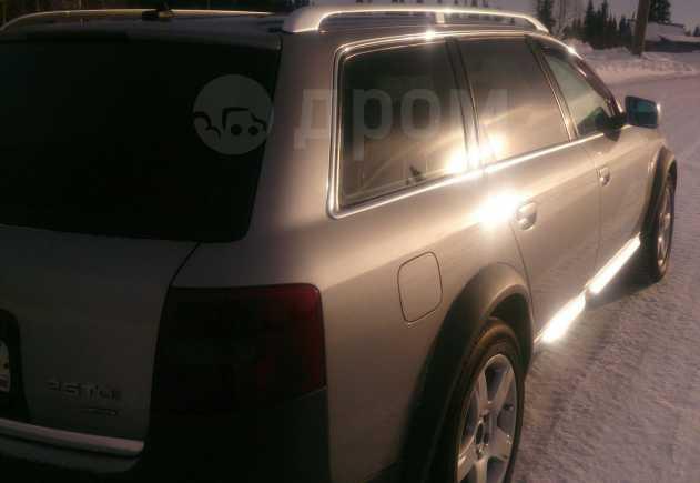 Audi A6 allroad quattro, 2003 год, 260 000 руб.