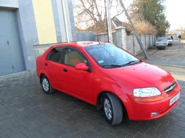 Chevrolet Aveo, 2005 год, $5200