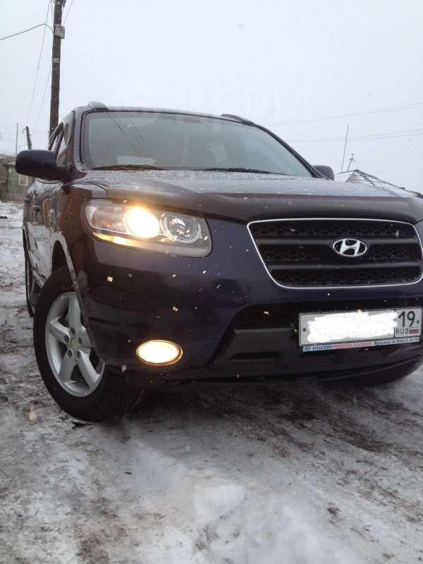 Hyundai Santa Fe, 2007 год, 760 000 руб.