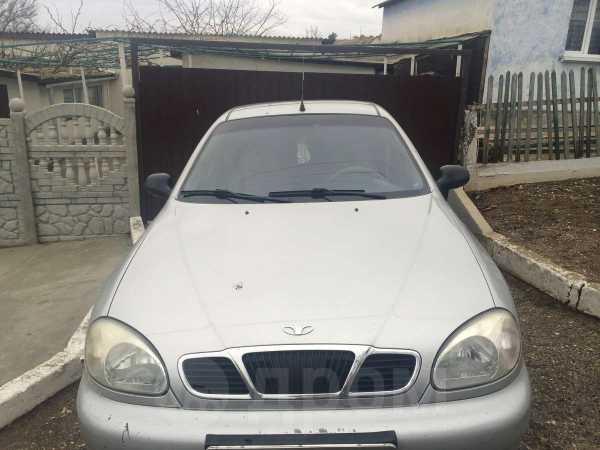 Daewoo Sens, 2003 год, 220 000 руб.