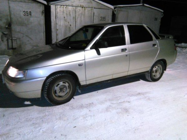 Лада 2110, 2006 год, 140 000 руб.