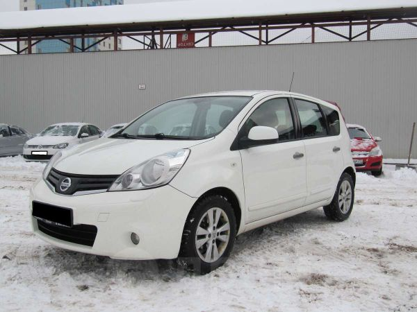 Nissan Note, 2011 год, 409 000 руб.