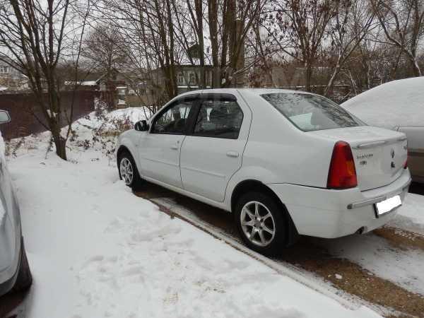 Renault Logan, 2008 год, 275 000 руб.