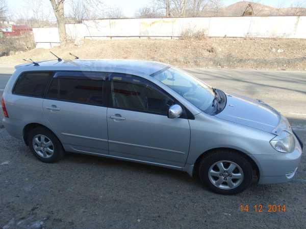 Toyota Corolla Fielder, 2002 год, 270 000 руб.