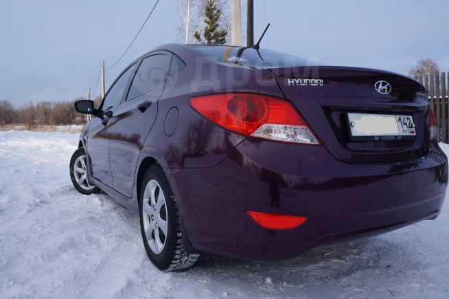 Hyundai Solaris, 2011 год, 398 000 руб.