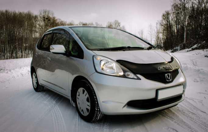 Honda Fit, 2010 год, 340 000 руб.
