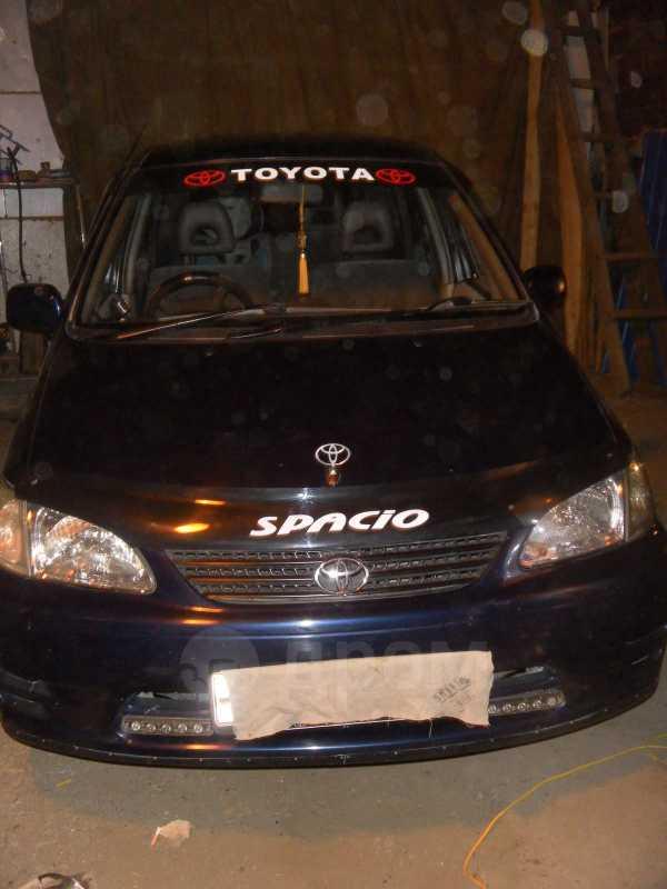 Toyota Corolla Spacio, 1998 год, 180 000 руб.