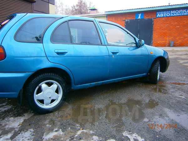 Nissan Almera, 1996 год, 99 000 руб.