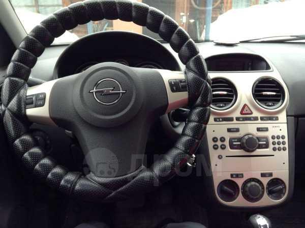 Opel Corsa, 2008 год, 370 000 руб.