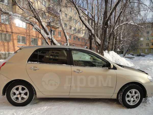 Toyota Allex, 2001 год, 260 000 руб.