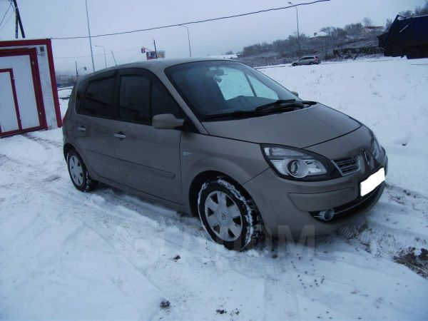 Renault Scenic, 2008 год, 377 000 руб.