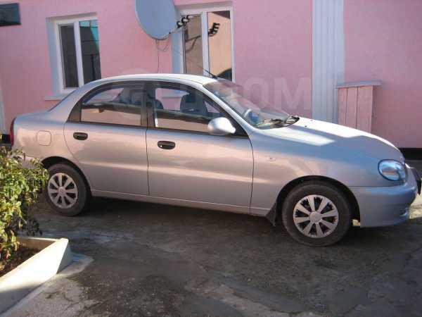 Daewoo Lanos, 2012 год, 350 000 руб.
