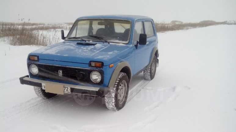 Лада 4x4 2121 Нива, 1995 год, 98 000 руб.