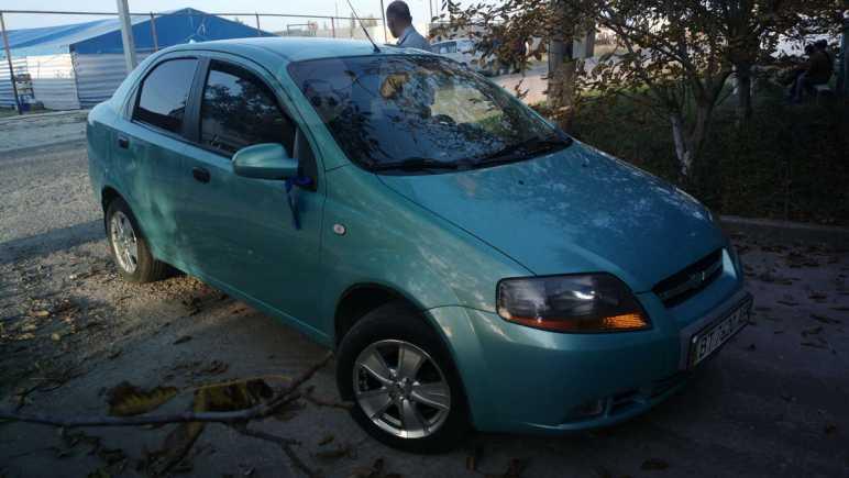 Chevrolet Aveo, 2006 год, 390 000 руб.