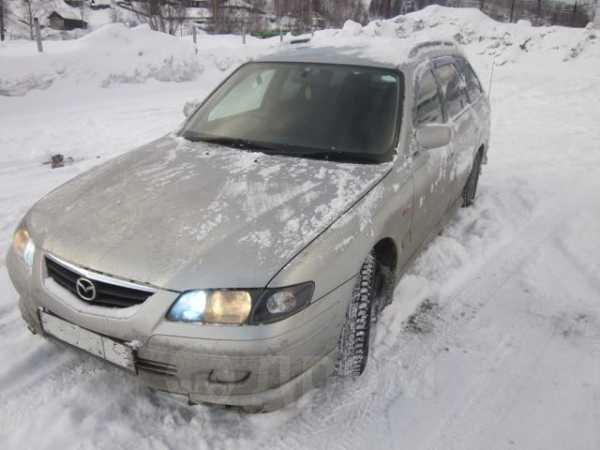 Mazda Capella, 2001 год, 185 000 руб.