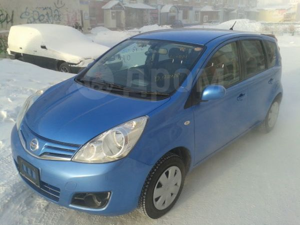 Nissan Note, 2011 год, 397 000 руб.