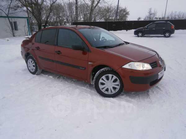 Renault Megane, 2005 год, 260 000 руб.