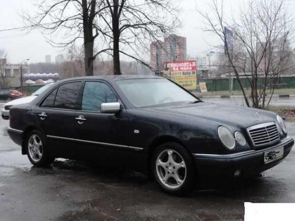 Mercedes-Benz E-Class, 1998 год, 260 000 руб.