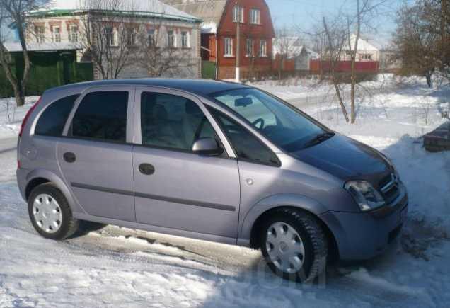 Opel Meriva, 2004 год, 290 000 руб.