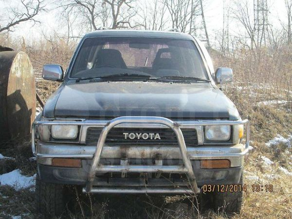 Toyota Hilux Surf, 1990 год, 50 000 руб.