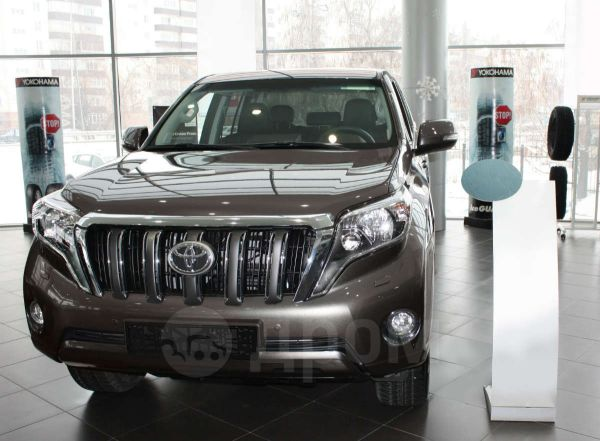 Toyota Land Cruiser Prado, 2014 год, 2 550 000 руб.