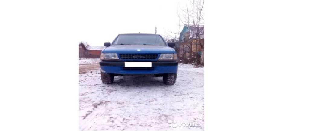 Opel Frontera, 1991 год, 210 000 руб.