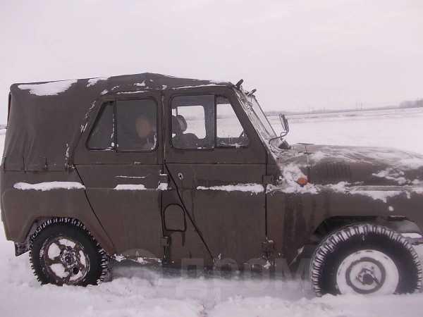 УАЗ 469, 1993 год, 60 000 руб.