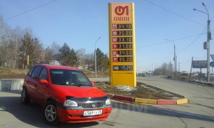 Opel Vita, 1999 год, 250 000 руб.
