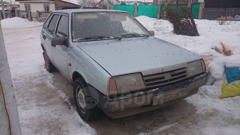 Лада 2109, 2002 год, 38 000 руб.