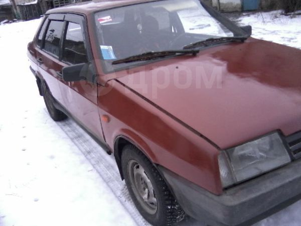 Лада 21099, 1995 год, 35 000 руб.