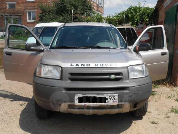 Land Rover Freelander, 2001 год, 400 000 руб.