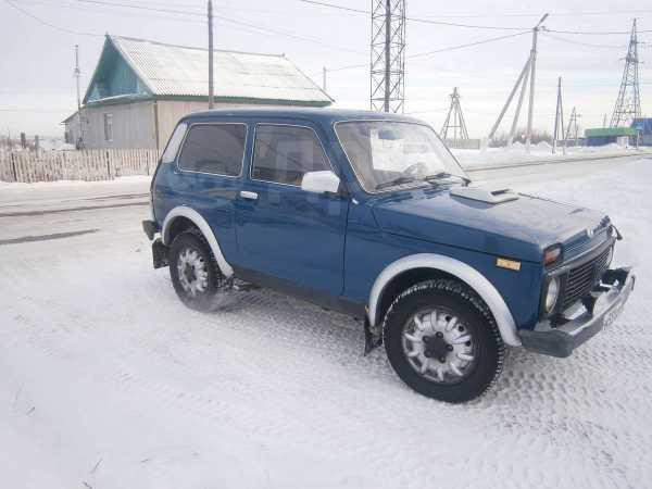 Лада 4x4 2121 Нива, 2001 год, 130 000 руб.