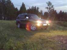 Юрга Pajero 2005