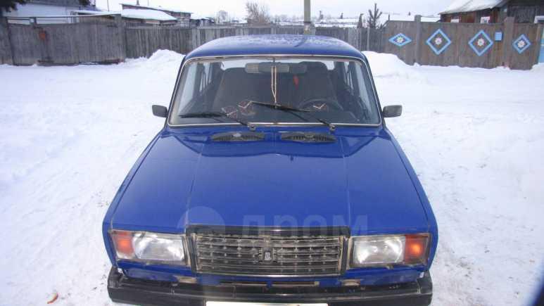 Лада 2107, 2006 год, 60 500 руб.