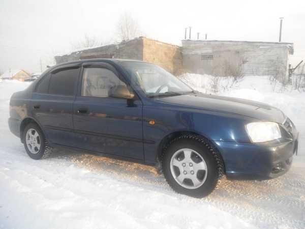 Hyundai Accent, 2010 год, 320 000 руб.