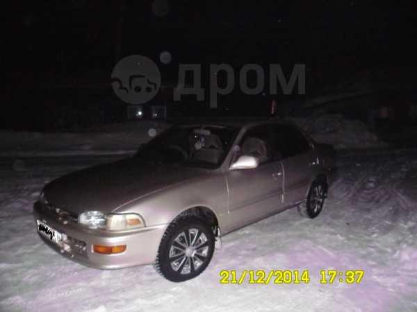 Toyota Sprinter, 1992 год, 155 000 руб.