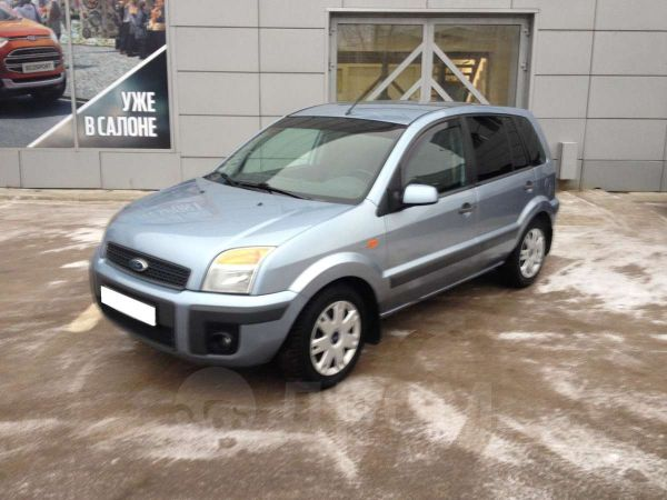 Ford Fusion, 2007 год, 262 000 руб.