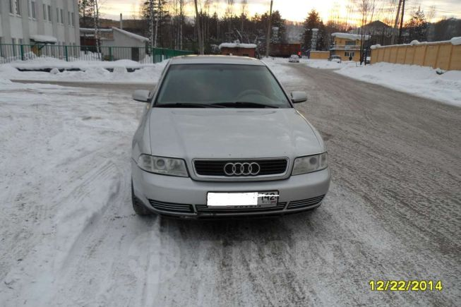 Audi A4, 2001 год, 245 000 руб.