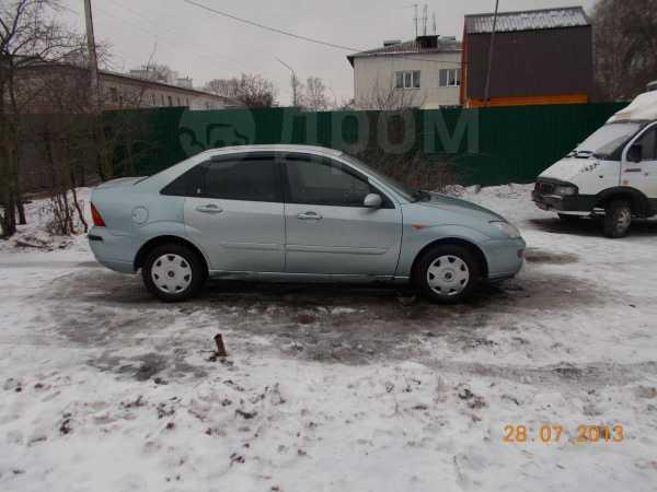 Ford Focus, 2003 год, 163 000 руб.